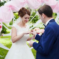 Wedding photographer Ekaterina Pustovoyt (katepust). Photo of 14.06.2016
