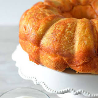 Buffalo Chicken Monkey Bread.