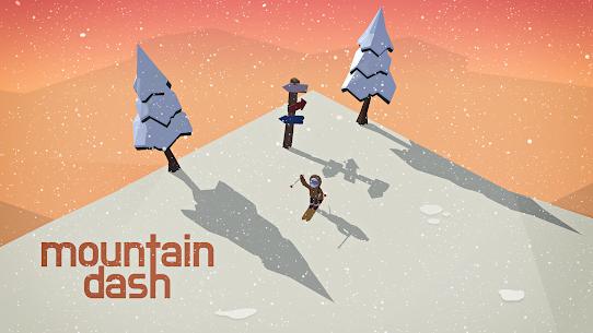 Mountain Dash – Endless skiing race 1