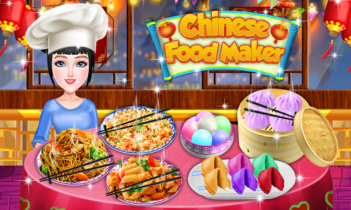 Delicious Chinese Food Maker - Best Cooking Game android2mod screenshots 1