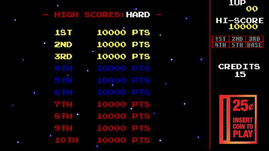 Scrambler – Classic 80s Arcade Game 1.62