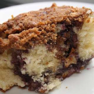 Kitchen Cabinet Coffee Cake