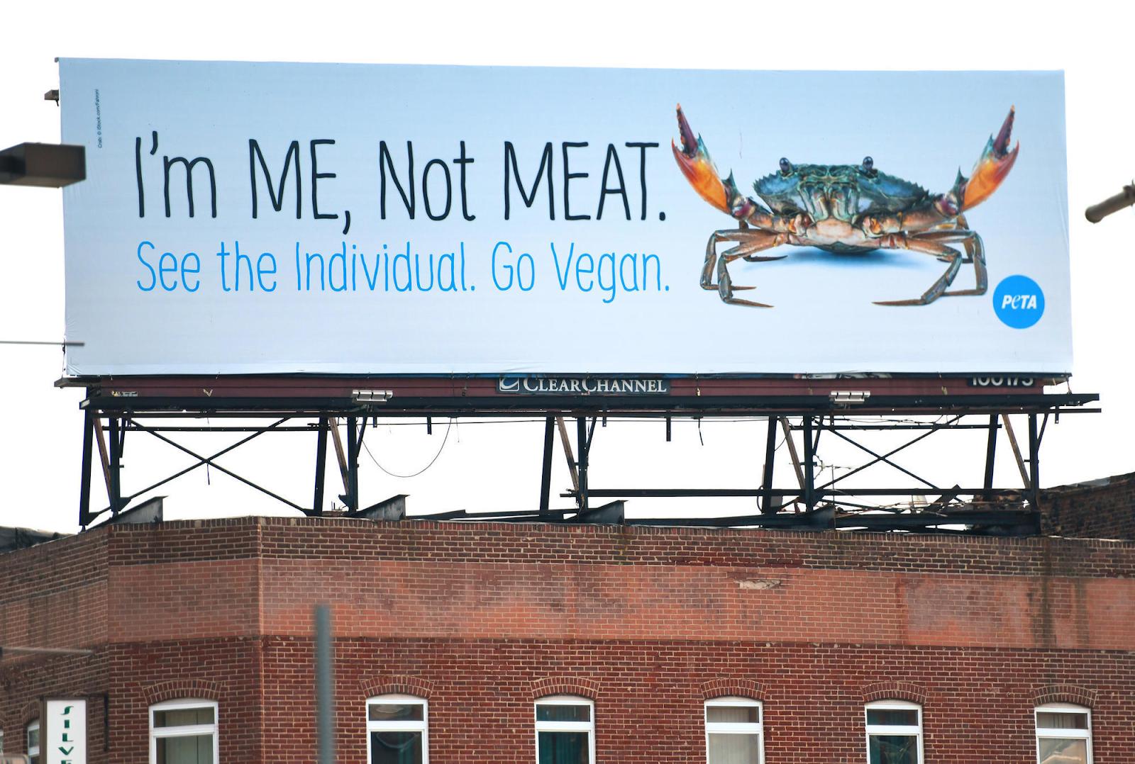 vegan psychology behind ads ooh commoot