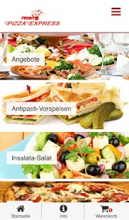 Pronto Pizza Express Konstanz- screenshot thumbnail
