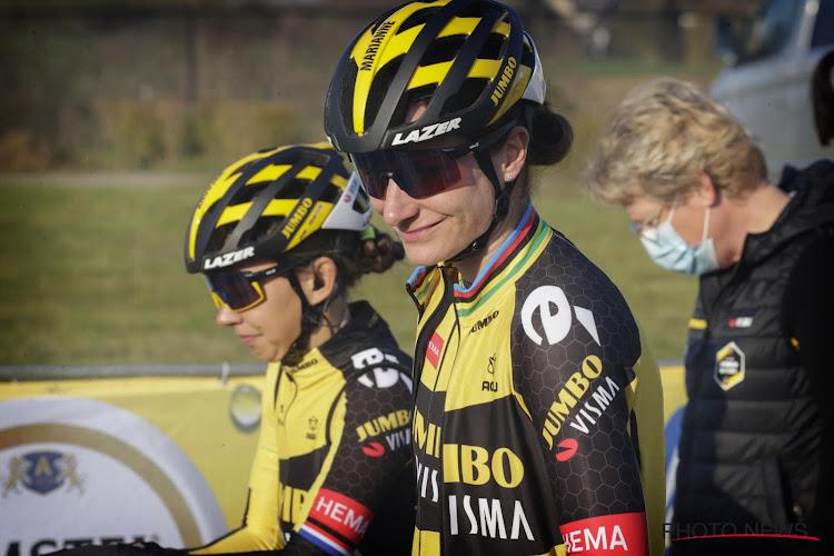 Marianne Vos juicht wel heel vroeg maar het is terecht: ook Amstel Gold Race komt op haar prachtige palmares