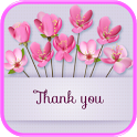 Thank you Greetings, Quotes, Wishes icon