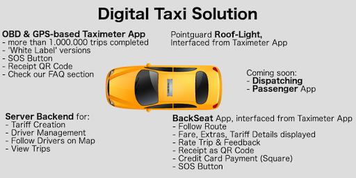 Taximeter-GPS 4.9.4.1 screenshots 7