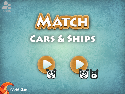 Match Game - Cars And Ships