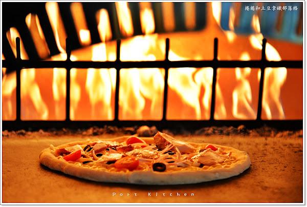 波特廚房打狗店。在北高雄遇見精品餐酒館 值得一試手工披薩