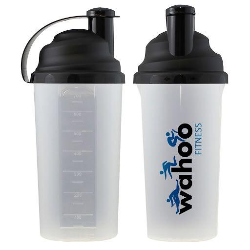 Shaker Sports Bottle (Blue)