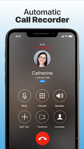 Call Recorder Automatic 1.1.223 screenshots 1