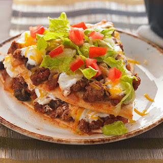 Layered Enchilada Bake