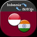 Indonesian to Malayalam Translation icon