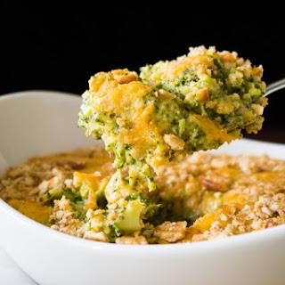 Southern Style Broccoli Casserole