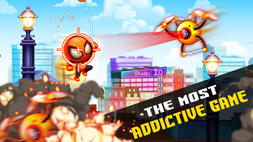 Super Spider Hero: City Adventure - screenshot