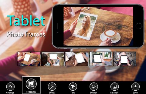 Tablet Photo Frames - náhled