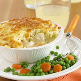Hearty Chicken and Parsnip Pie