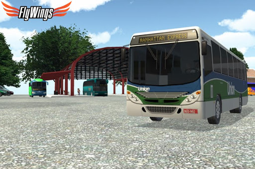 Bus Simulator 2015 New York 1.3.4 screenshots 5