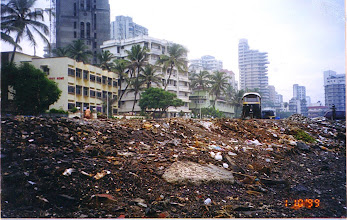 Photo: 1999 Dumping on Promenade