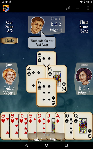 Spades Free screenshots 19