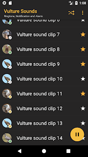 Appp.io - Vulture Sounds - náhled