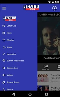 101.5 KNUE Country Radio - Today's Country- screenshot thumbnail
