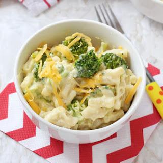 Broccoli Mac & Cheese | 15 Minute Meal.