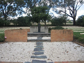 Photo: Japonský hřbitov Cowra