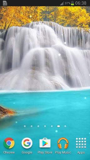 Waterfall Live Wallpaper  screenshots 3