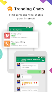 MiChat – Free Chats & Meet New People apk download 4
