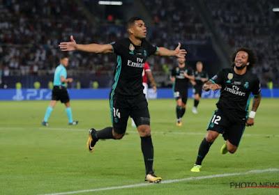 Le Real Madrid conserve son titre de Super Champion d'Europe en battant Manchester United ! (Vidéo)