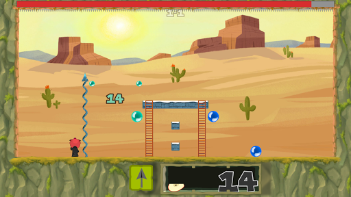 Bubble Struggle: Adventures screenshots 1