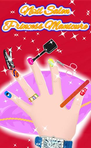 Nail Salon Princess Manicure screenshots 10
