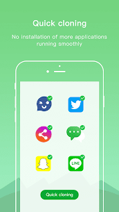 Dual Space – Multiple Accounts & App Cloner Mod Apk (Pro Unlocked) 3.2.4 3