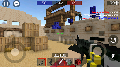 Pixel Combats 2 (BETA) 1.296 screenshots 1