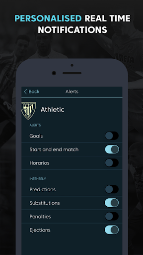 La Liga - Spanish Soccer League Official 6.3.0 screenshots 5