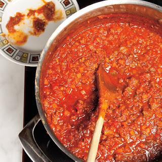 Spaghetti Sauce (The Best).