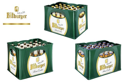 Bild für Cashback-Angebot: Bitburger Kastenware - Bitburger