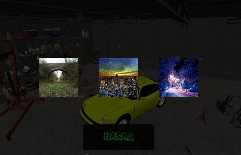 Скриншот ТАЗ Приора Porsche Racing free