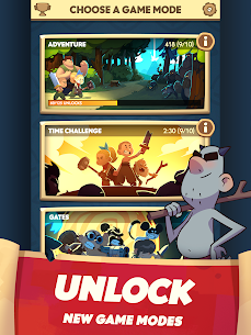 Almost A Hero Mod Apk 3.11.4 Download (Unlimited Money) 8