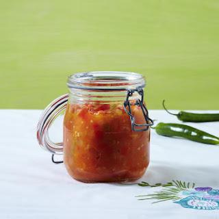 Cheesy Tomato Spread