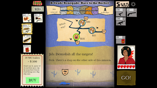 B-Grade Renegade Screenshot