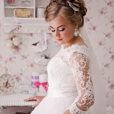 Wedding photographer Anastasiya Sokolovskaya (AnastasiyaTai). Photo of 11.01.2017