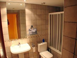 Photo: Cuarto de baño con bañera.