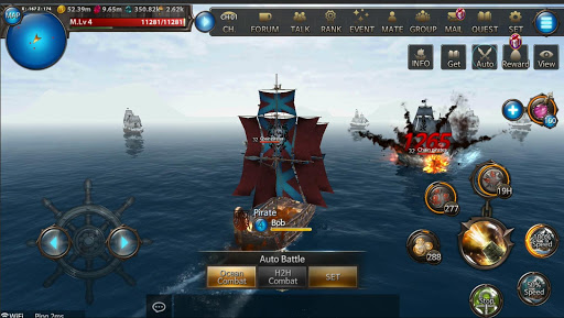 Pirates : BattleOcean 1.01 Cheat screenshots 3