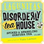 Lagunitas Disorderly Teahouse Yuzu Lemon