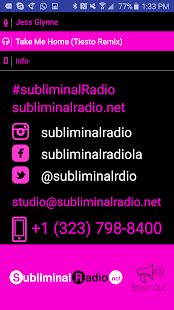 Subliminal Radio- screenshot thumbnail