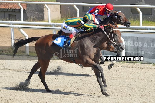 Magic Jones (Smarty Jones) brilló en Condicional (1500m-Arena-LPI).