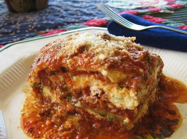 Mamma Mia V-sagna Recipe