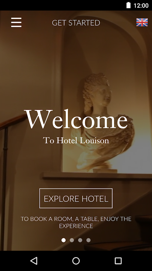 Hotel Louison- screenshot